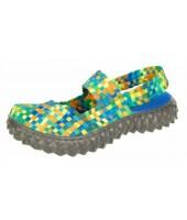 Laura Adesso Tropical Mix Shoe A2802